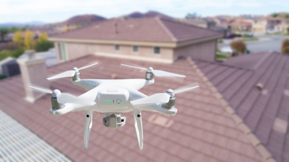 How to Use a Drone to Sell A Home