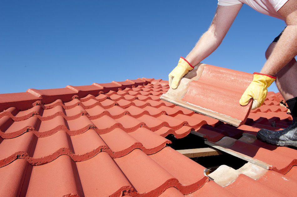 5 Signs of Roof Damage